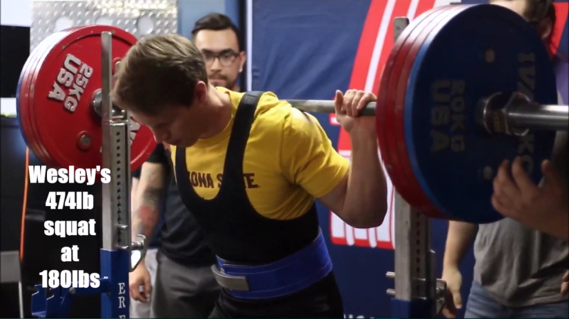 Why Do You Train? Powerlifters Connor and Wesley
