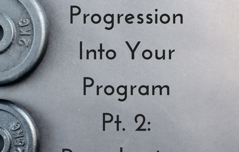 Designing Progression Into Your Program Pt. 2: Periodization