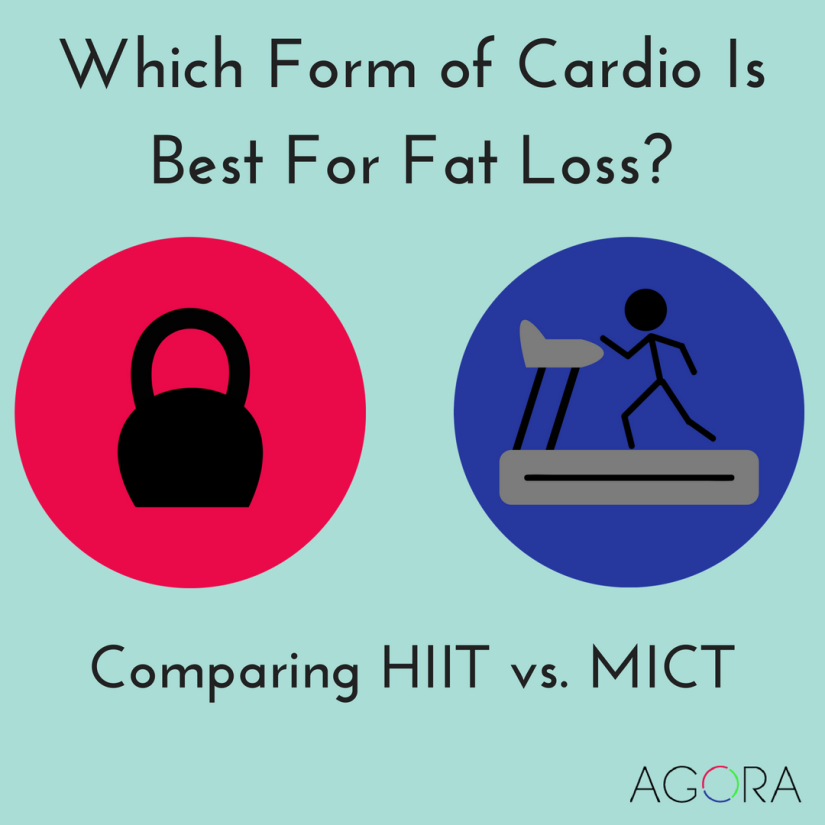 Which Form of Cardio Is Best For Fat Loss? Comparing HIIT vs. MICT